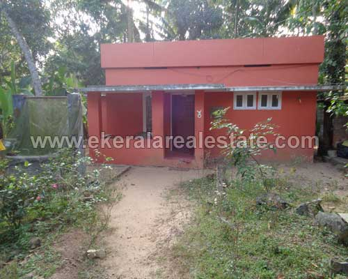 10 cents of land with 700 sq.ft. houses sale in Kudappanakunnu real estate