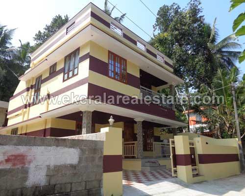 real estate Vellayani trivandrum Kakkamoola Vellayani 3 bhk New House sale kerala