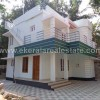 newly constructed 1325 sq.ft. house villas sale in sreekaryam trivandrum kerala real estate