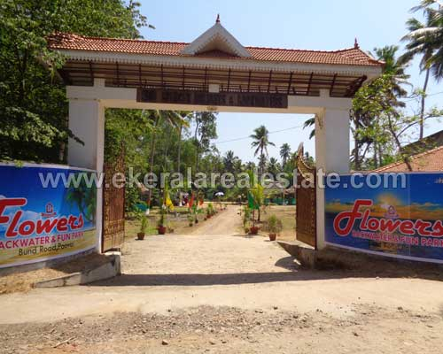 kerala real estate Poovar 50 Cents Resort for sale in Poovar