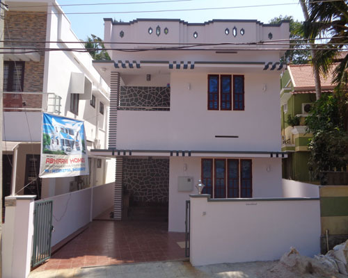 kerala real estate Ulloor Akkulam 3 bedroom 1680 Sq.ft. house sale Ulloor Akkulam ]