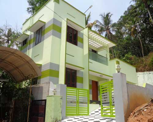 Njandoorkonam house for sale Njandoorkonam Sreekaryam properties thiruvananthapuram kerala