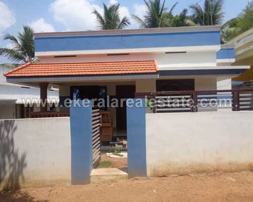 Single Storied Used House for sale at Pothencode Trivandrum Kerala