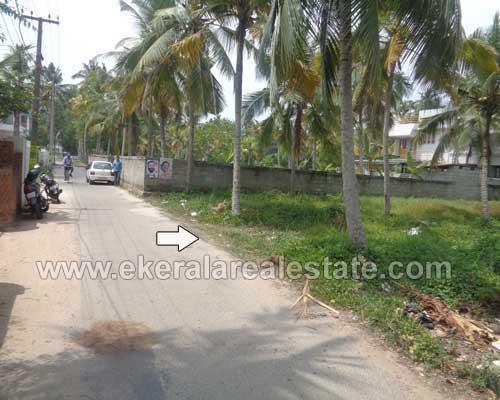 Plots for sale at Karikkakom Chackai Trivandrum Kerala