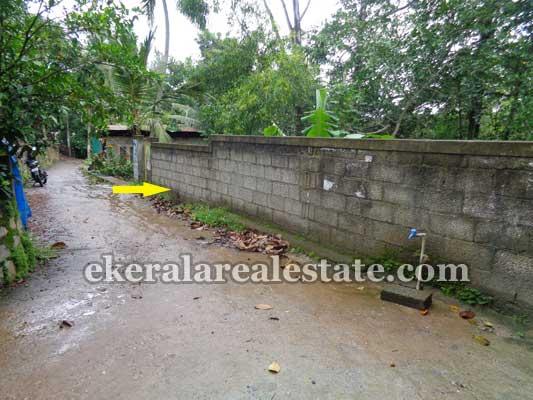 kerala real estate trivandrum 7 Cents plot in Vattiyoorkavu trivandrum properties