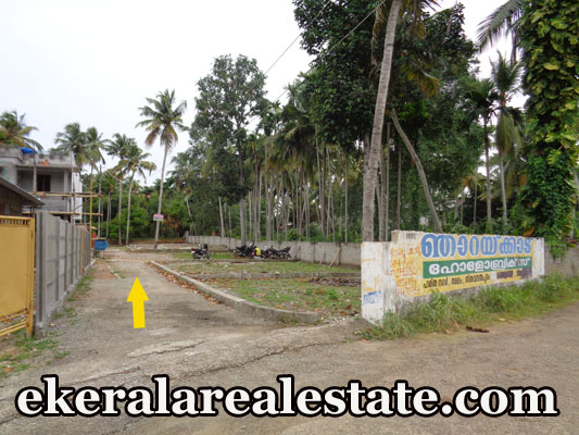 6 cent house plot for sale at Karamana Pappanamcode Trivandrum real estate kerala trivandrum Karamana Pappanamcode Trivandrum